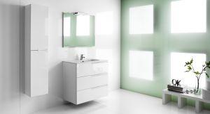 Funkcjonalność, elegancja, porządek i bezpieczeństwo to trendy dominujące w projektowaniu łazienki. Meblełączące estetykę z wygodą użytkowania, które pomogą także wutrzymanie porządku.