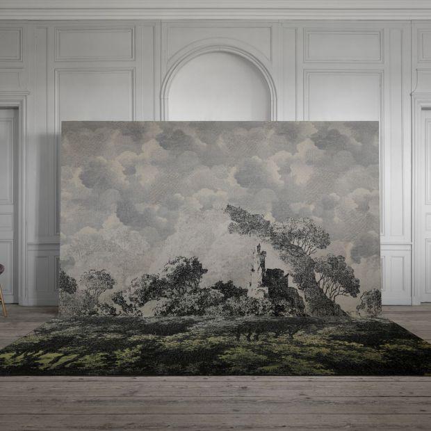 Barwne dywany. Nowa kolekcja od Monsieur Christian Lacroix