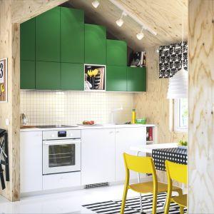 Kolorowa kuchnia. Na zdjęciu: meble z kolekcji firmy IKEA. Fot. IKEA