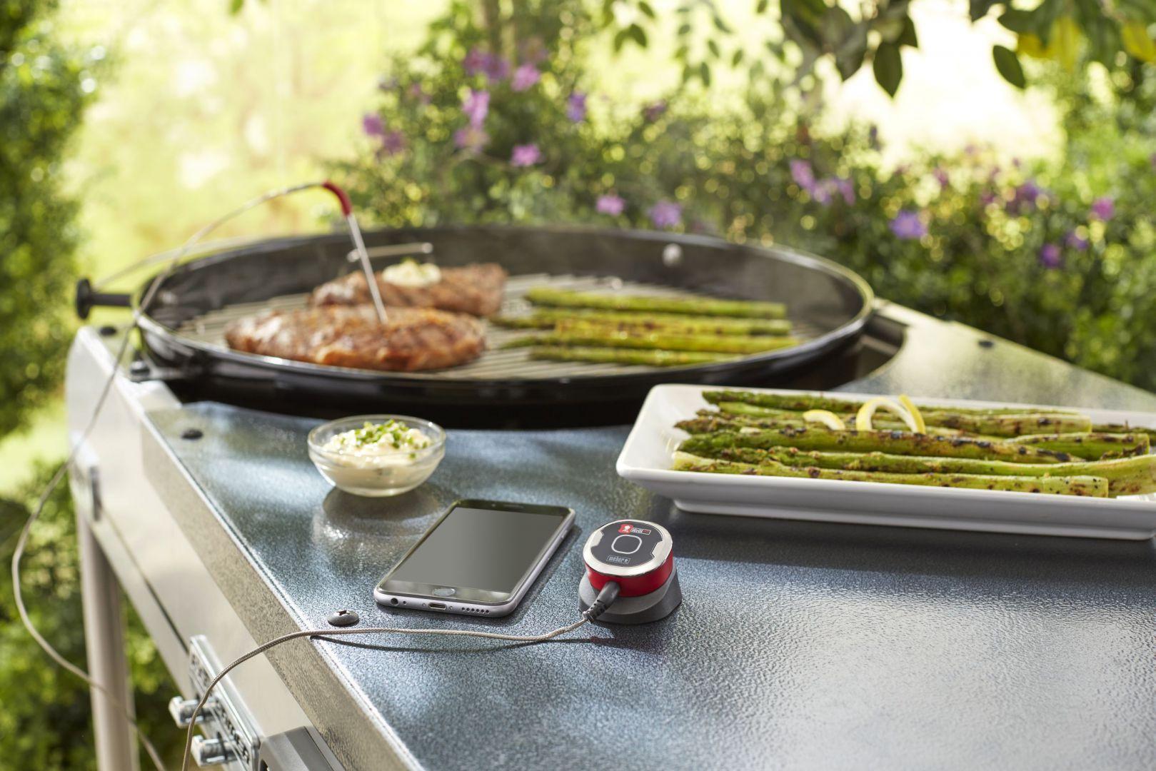 Jak przyrządzić idealny stek. Fot. Weber