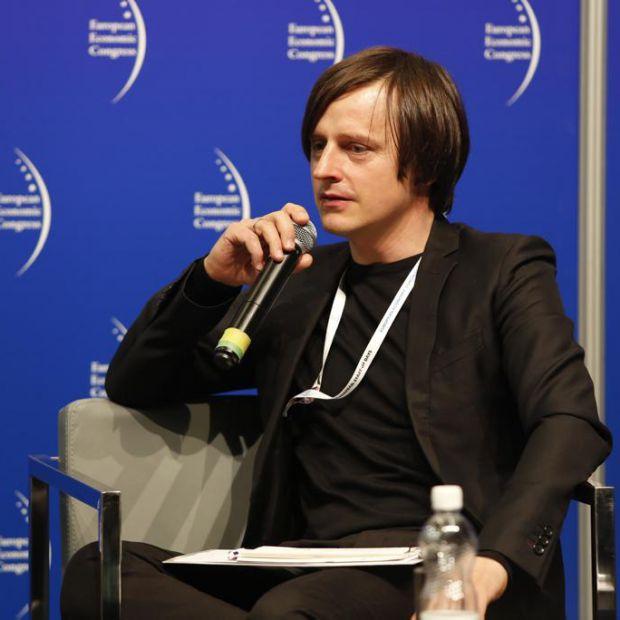 Oskar Zięta na EEC o designie