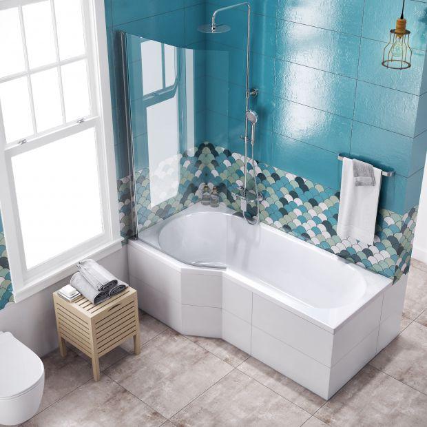 Mała łazienka - praktyczne rozwiązania