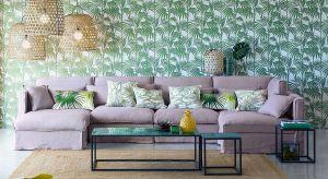 Welcome to the jungle!Motywy i wzory rodem z tropikalnych lasów to prawdziwy hit tego sezonu. Mamy dla was 20 fantastycznych przykładów, jak można je wykorzystać w mieszkaniu.