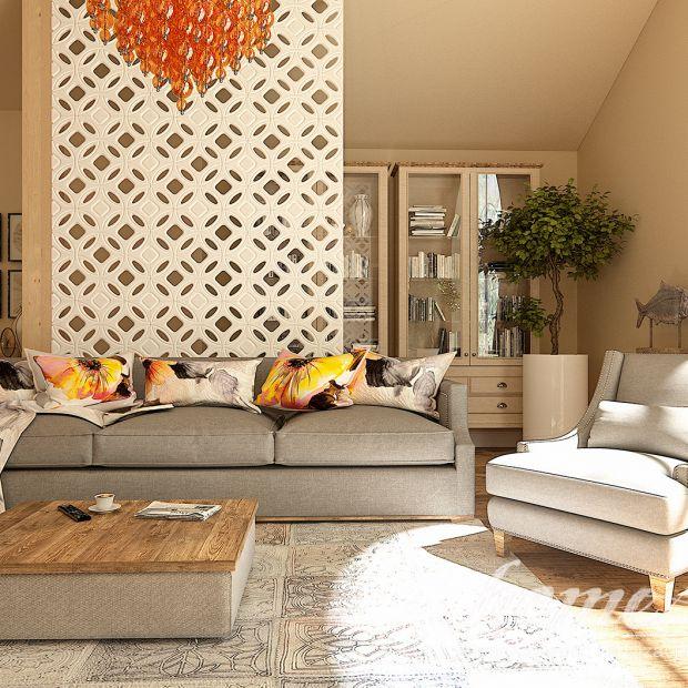 Przytulne wnętrze: zobacz piękne mieszkanie na poddaszu