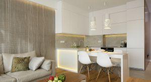 Kuchnia otwarta to trend aranżacyjny, który od lat dominuje w polskich domach i mieszkaniach.