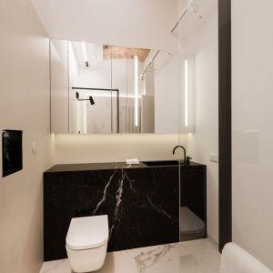 Łazienka dla gości. Fot. Hamish Cox