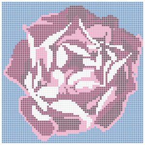 Mozaika basenowa Q Rosa. Fot. Dunin