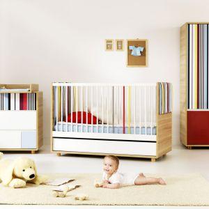Łóżeczko dziecięce: propozycja dla niemowląt. Model: Evolve. Fot. VOX