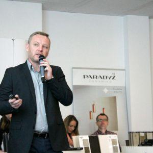 Studio Dobrych Rozwiązań w Szczecinie. Wykłada Dariusza Jędrzejczaka, Colorimo.
