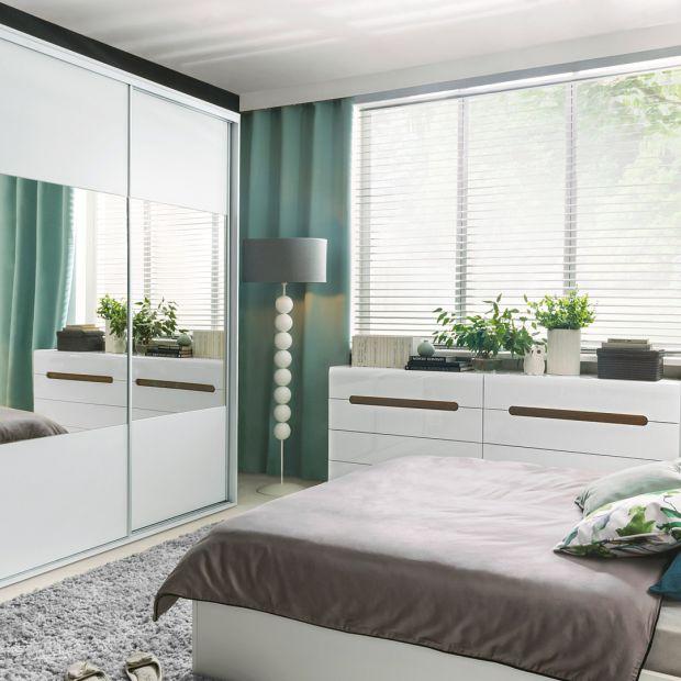 Meble do sypialni – szafa dopasowana do potrzeb