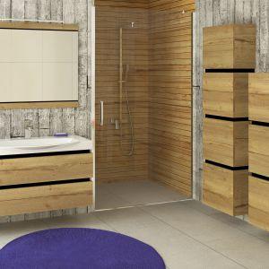 Szafka pod umywalkę, model Viva firmy Devo,   www.devo.pl. Fot. Devo