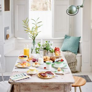 Wyjątkowe prezenty na Dzień Matki: wazony, porcelana, dekoracje. Fot. Villeroy & Boch