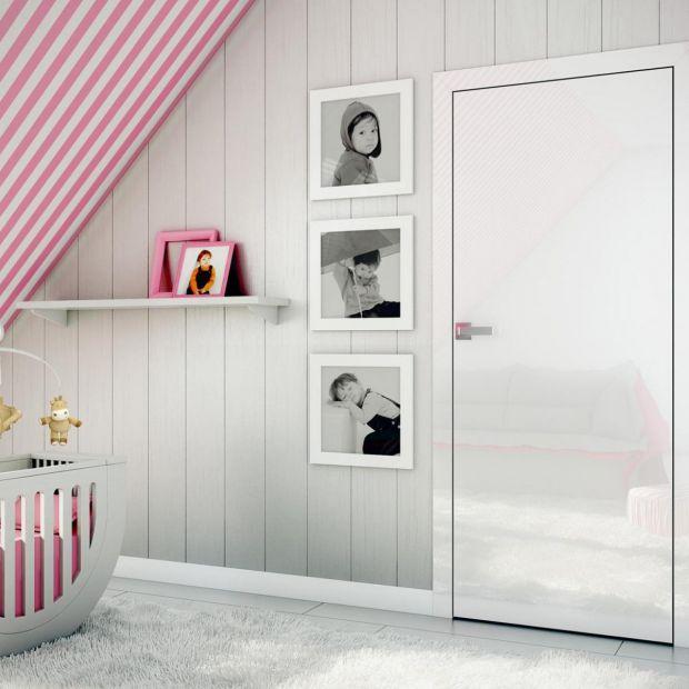 Drzwi do pokoju dziecka: zadbaj o akustykę