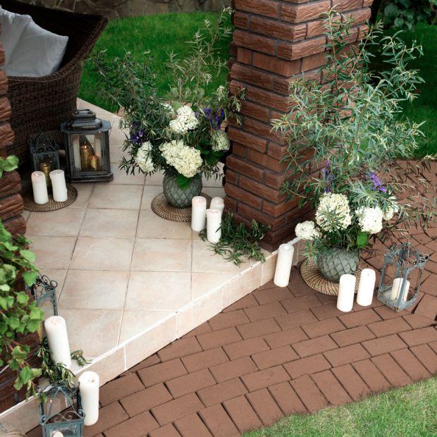 Piękny ogród - zadbaj o wygląd nawierzchni