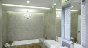 Szarość to wciąż jeden z ulubionych kolorów, wybieranych przez Polaków w aranżacjach ich łazienek. Sięgają po nią zarówno właściciele niewielkich wnętrz, jak posiadacze domów z obszernymi salonami kąpielowymi.