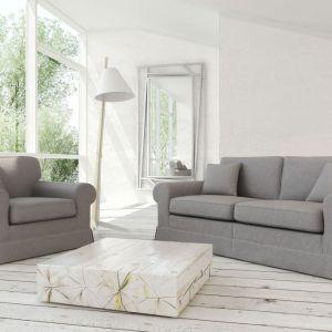Sofa w salonie. Zestaw Bjorn. Fot. Adriana Furniture