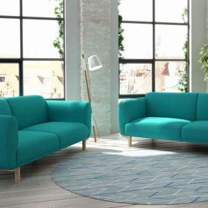 Sofa w salonie. Zestaw Enna. Fot. Adriana Furniture