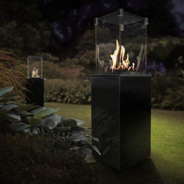 Lato w ogrodzie: ogrzewacz na chłodne wieczory