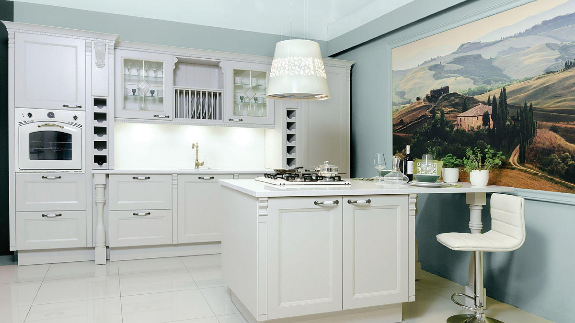 Kuchnia w stylu Modna kuchnia Zobacz jak urządzić ją   -> Kuchnia W Prowansalskim Stylu
