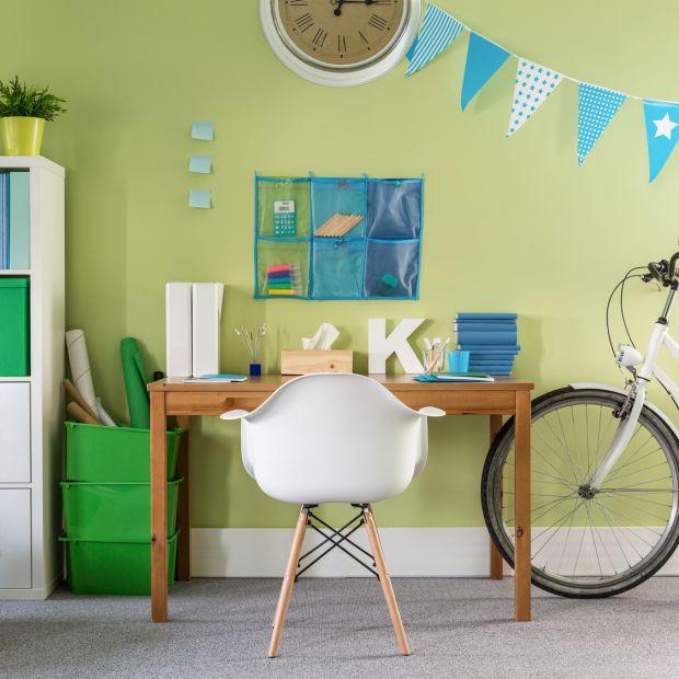 Farby do wnętrz - odśwież pokój dziecka na lato!