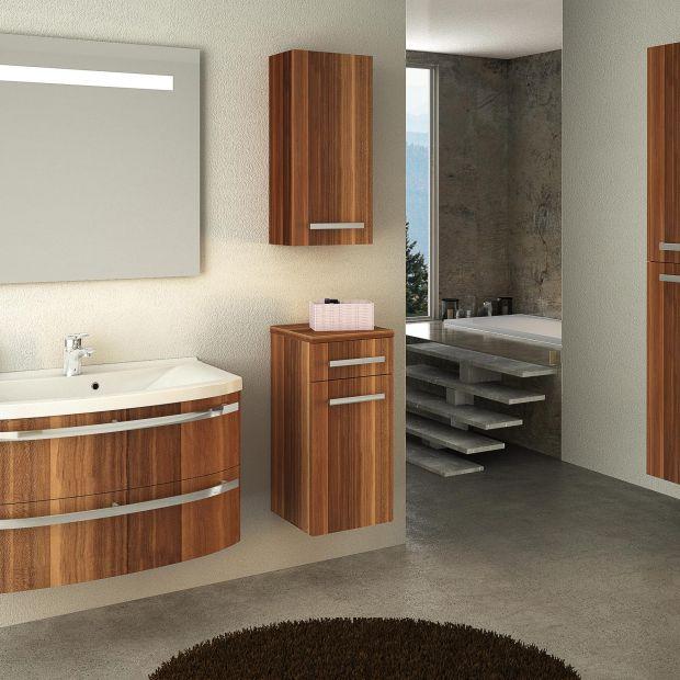 Aranżacja łazienki: umywalki w geometrycznym wydaniu
