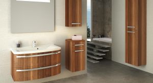 Inspirowane geometrią wyposażenie łazienkowych wnętrz od kilku sezonów stanowi jeden z wiodących trendów aranżacyjnych. Oto kilka propozycji, dzięki którym strefa umywalkowa będzie wyglądała nowocześnie i stylowo.