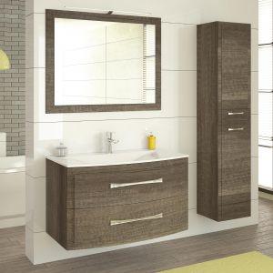 Szafka pod umywalkę, model Luna firmy Devo, www.devo.pl. Fot. Devo
