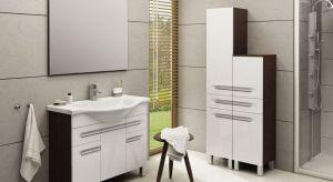Producenci mebli łazienkowych proponują urządzającym łazienkibardzo wygodne rozwiązanie - dedykowane umywalki.