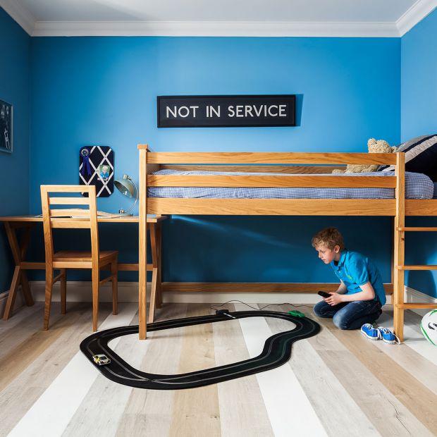 Wybieramy podłogę do pokoju dziecka i nastolatka