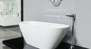 Produkty z serii Vigour white dostępne są w sieci salonów Elements na terenie całego kraju.