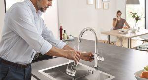 To innowacyjne rozwiązanie gwarantuje schłodzoną, gazowaną wodę zawsze w Twoim domu. Jej orzeźwiający strumień popłynie wprost z kuchennej baterii.
