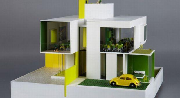 18 domków dla lalek stworzonych przez słynnych architektów