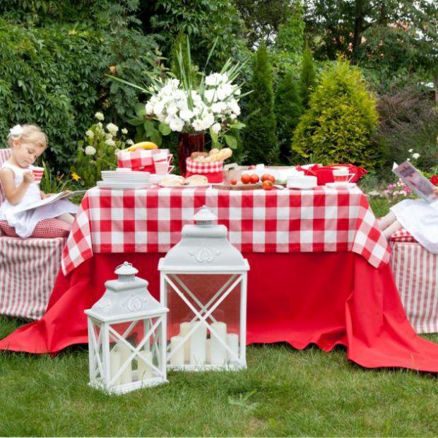 Przyjęcie w ogrodzie - zobacz jak zachwycić gości