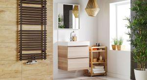 <br />Grzejnik drabinkowy to nadal najbardziej popularne źródło ciepła w łazience. Za takim rozwiązaniem przemawia m.in. funkcjonalna forma urządzenia oraz możliwość jego wykorzystania jako wyjątkowej ozdoby.