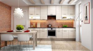 Kuchnia w dwóch kolorach to jeden z ulubionych - zarówno przez projektantów, jak i użytkowników - tricków aranżacyjnych.