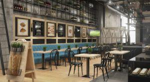 """Jak zaprojektować przestrzeń łączącą klimat przytulnej, pachnącej chrupiącym pieczywem francuskiej """"boulangerie"""" z nowoczesną restauracją? Projekt lokalu Allo Allo stworzony przez Forbis Group skupia się przede wszystkim na wyeksponowaniu p"""
