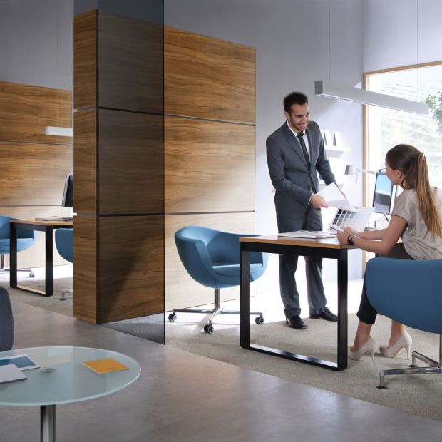 Wybieramy kolory w biurze - zobacz na co zwrócić uwagę