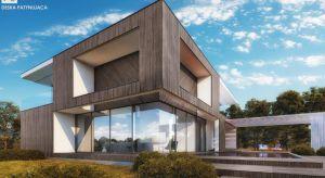Dom Thermory to tylko z pozoru surowa prostopadłościenna bryła. Wizja projektantów z pracowni 81.waw.pl sprawiła, że ten niezwykle oryginalny budynek stanowi integralną część życia mieszkańców i potrafi zmieniać się wraz z nimi z upływem l