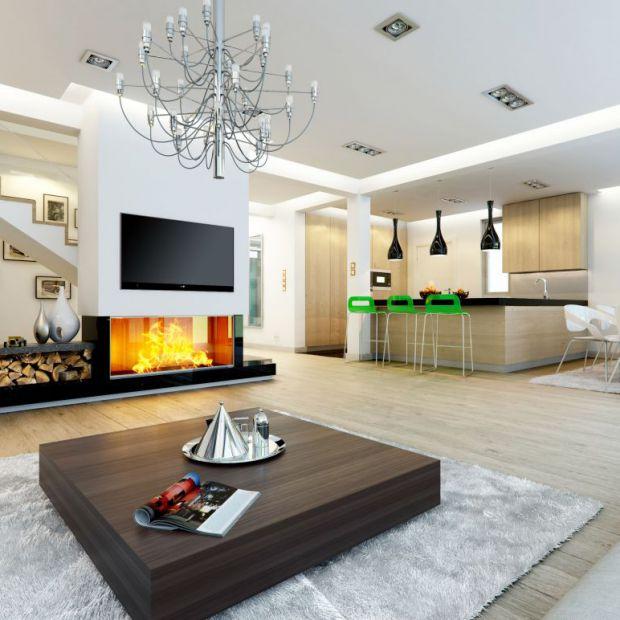 Nowoczesny, jasny dom - idealny projekt dla rodziny