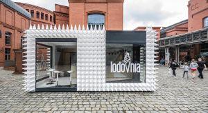 W samym sercu poznańskiego Starego Browaru zagościła Lodovnia - nowa lodziarnia w mobilnym kontenerze z wyjątkową elewacją!