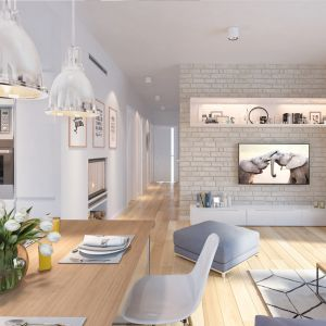Dom w kostrzewach (G) – kolekcja: projekty małych domów ARCHON +