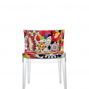 Designerski fotelik Mademoiselle. Fot. Kartell