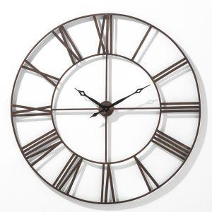 Idealny do stylizowanych wnętrz zegar Factory. Fot. Kare Design
