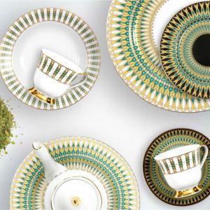Porcelana z kolekcji Astra India. Fot. Porcelana Ćmielów