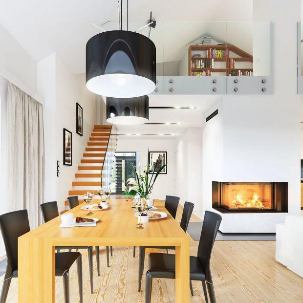 Piękny dom parterowy: zobacz projekt i wnętrze