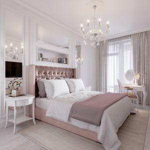 Sypialnia w stylu francuskim. Fot. Magnat /Fotolia