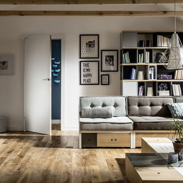 Aranżacja wnętrza: modne i praktyczne drzwi