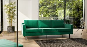 Wyjątkowa i piękna, oparta na symetrii i niezwykle funkcjonalna. Tak można opisać nową kolekcję mebli do salonu.