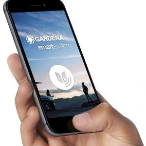 Gardena smart system. Fot. Gardena