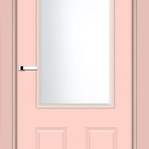MALOWANE Pale Dogwood CLASSIC 4 - mała-ramka. Fot. Inter Door
